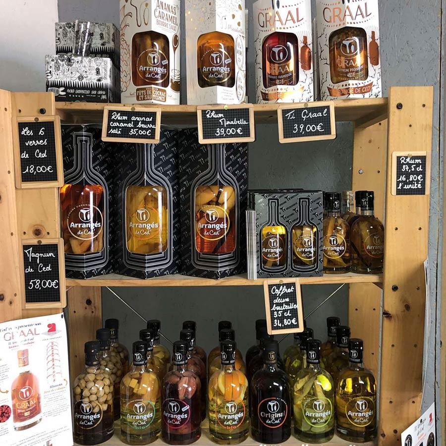 Tout type de rhums et whiskys de caractère à Sainte-Pazanne | La Cavanaise