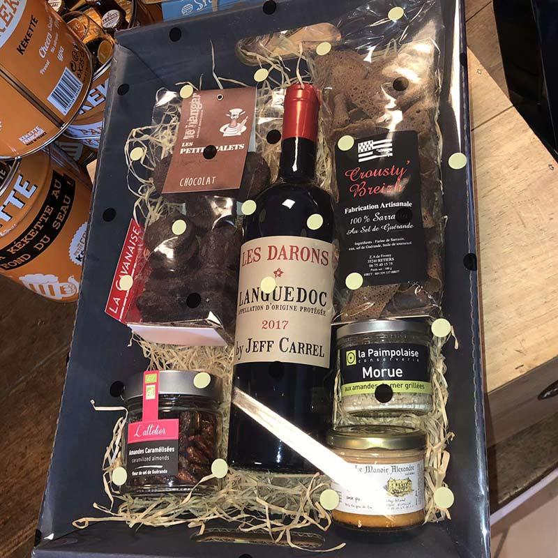des vins surprenants de qualité à Sainte-Pazanne | La Cavanaise