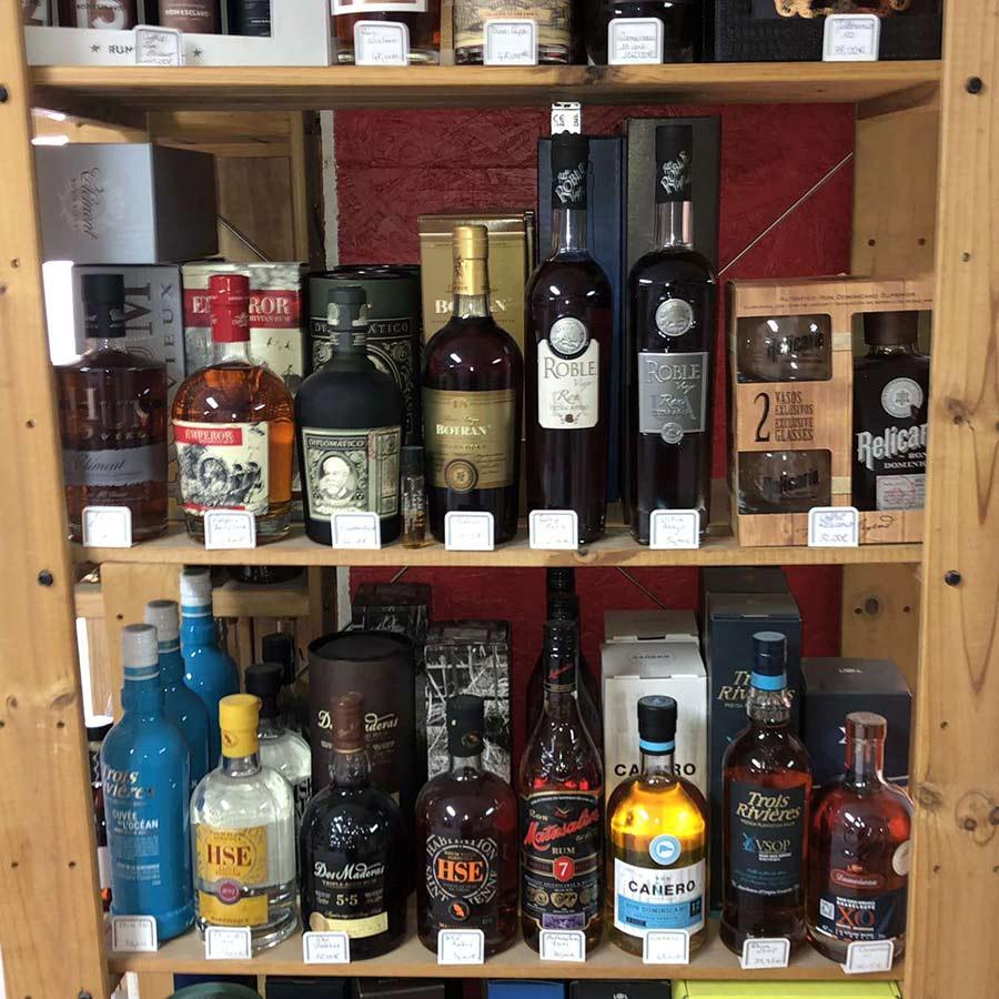 Vente de spiritueux à Sainte-Pazanne : goûtez le meilleur des whiskys, rhums et autres alcools !   La Cavanaise