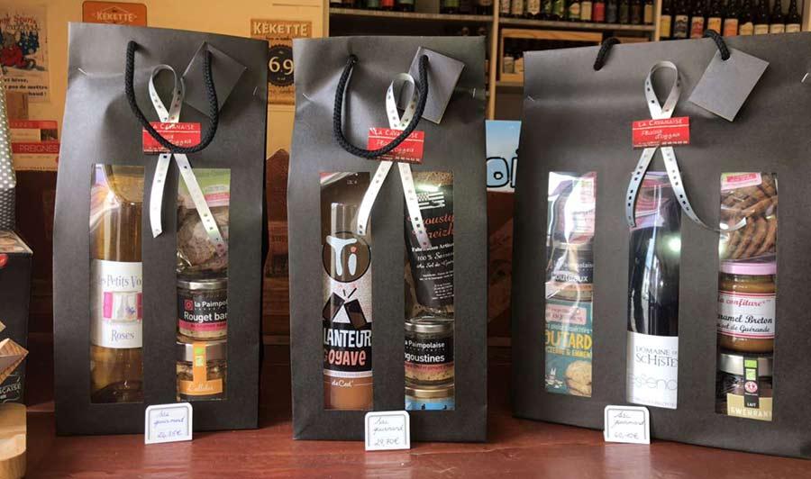 Une offre importante de produits d'épicerie fine à Sainte-Pazanne | La Cavanaise